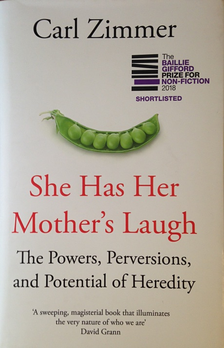 "Cover of ""She Has Her Mother's Laugh"""