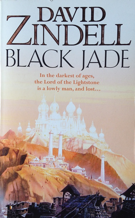Cover of Black Jade by David Zindell