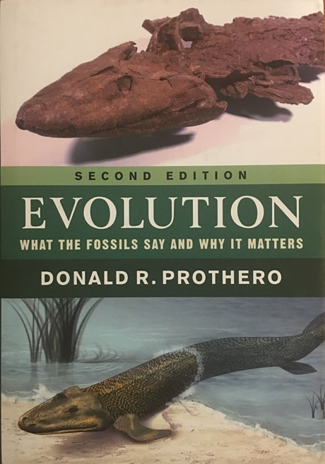 Evolution second edition by Donald R. Prothero