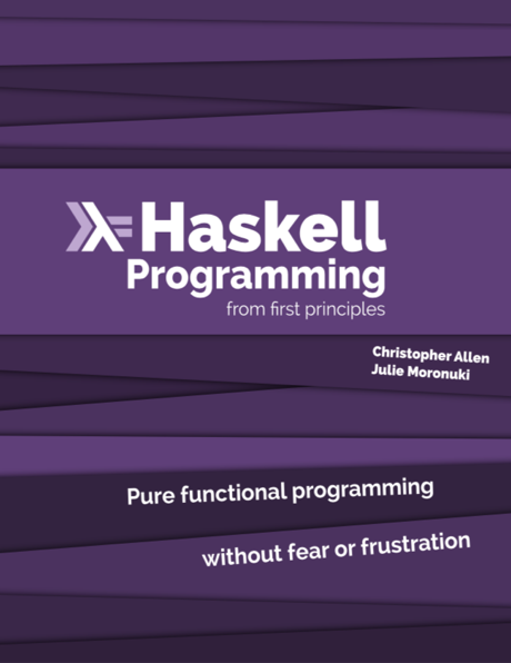 Cover of Haskell Programming from First Principles