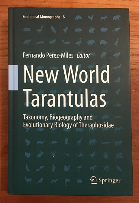 Zoological Monographs 6: New World Tarantulas
