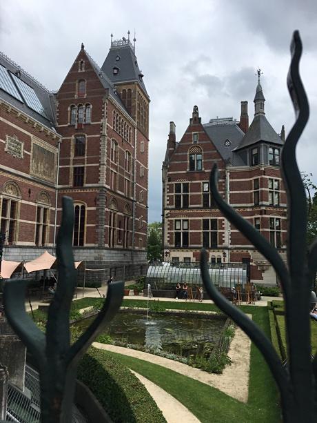 Rijksmuseum tuinhuis