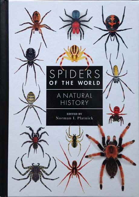 Cover of Spiders of the World