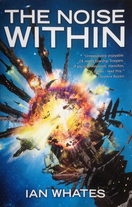 Cover of The Noise Within by Ian Whates
