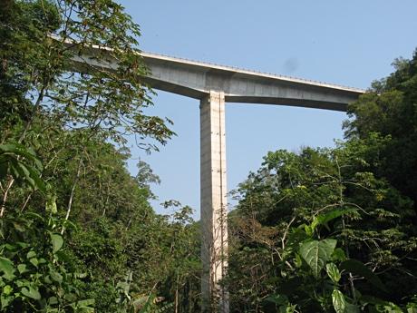 Xalapa bridge